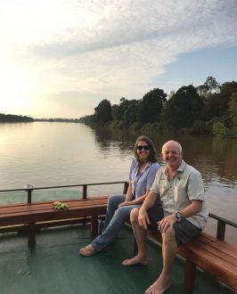 Gaye & Garry on the Spirit of Kalimantan