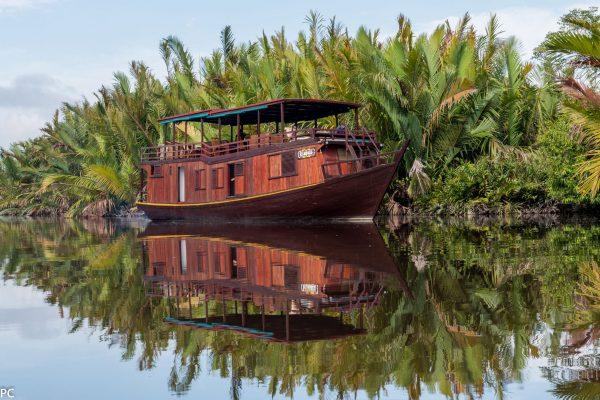 Kumai in Sekonyer River mangroves